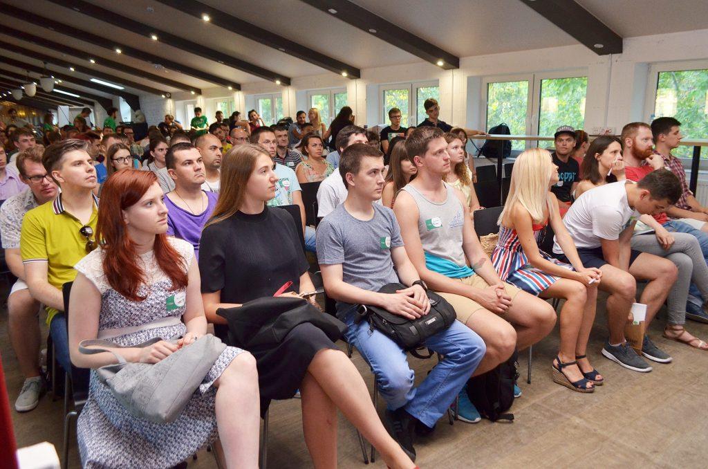 Презентация Beetroot Academy в Одессе