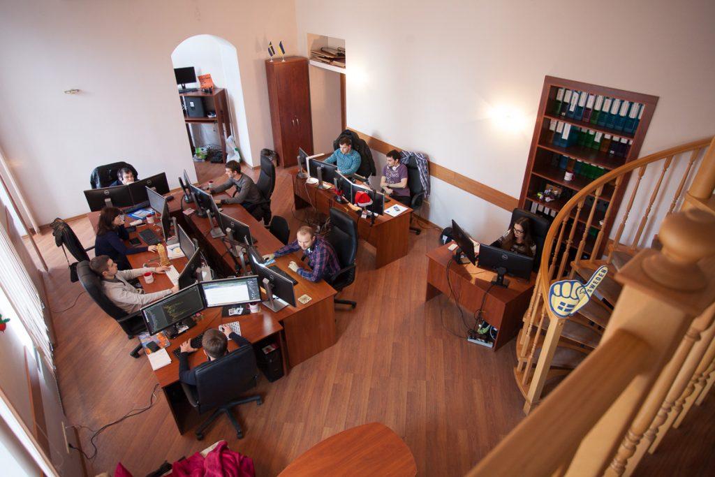 Одесский офис ИТ-компании Beetroot