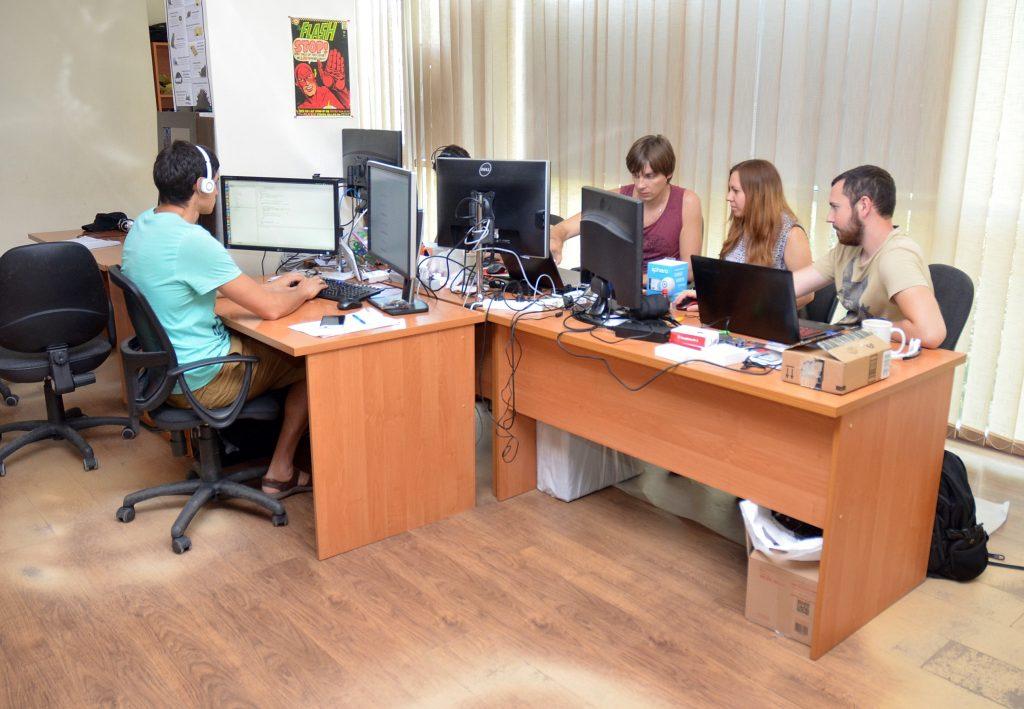 Одесский офис компании Norse Digital