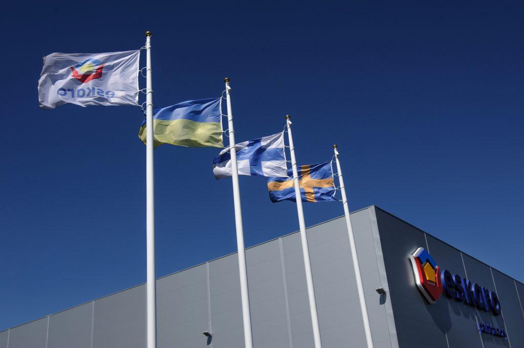 Инвесторами производства выступили шведские и финские компании при участии международного холдинга