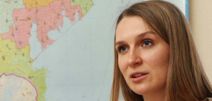 Соломия Бобровская обвинила Порошенко во лжи во время его визита в Одессу (ФОТО)