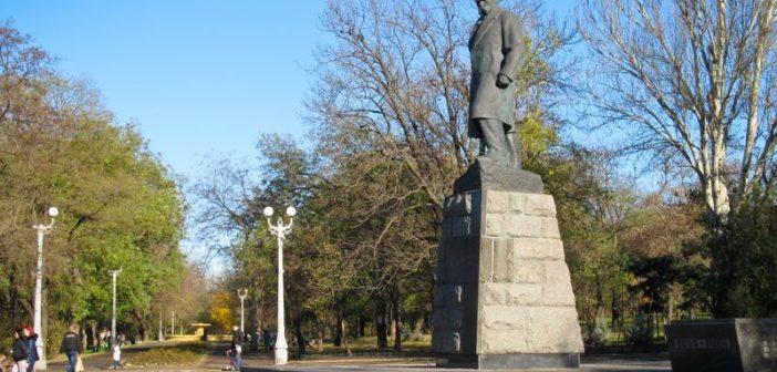 Геннадий Труханов хочет сделать из парка Шевченко символ украинской культуры (ФОТО)