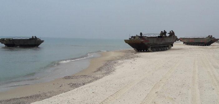 В Одесской области военные инженеры укрепляли береговые позиции. Фото