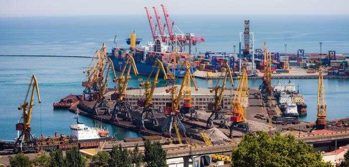 Як українським портам наблизитися до європейських?