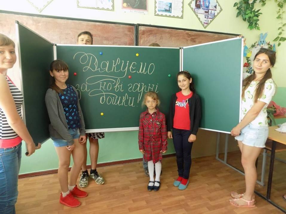 Досягнення реформи. Школи громад Одещини виходять на новий рівень