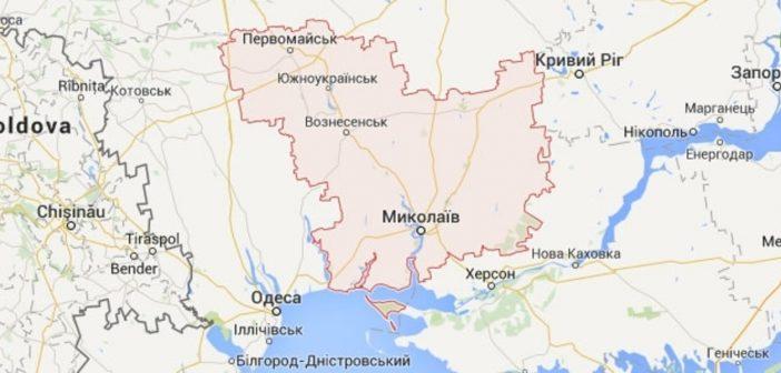Третина Миколаївської області знаходиться у складі ОТГ