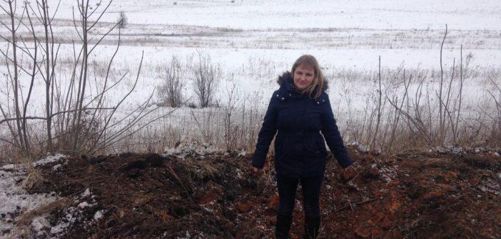 Українська волонтерка розповідає про свій досвід