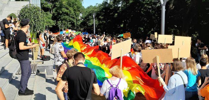 Гордість без упередження. Як в Одесі відстоюють права ЛГБТ